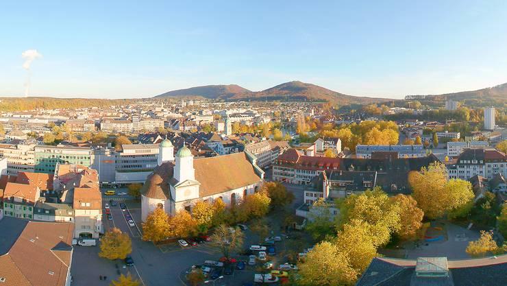 Innenstadt von Olten