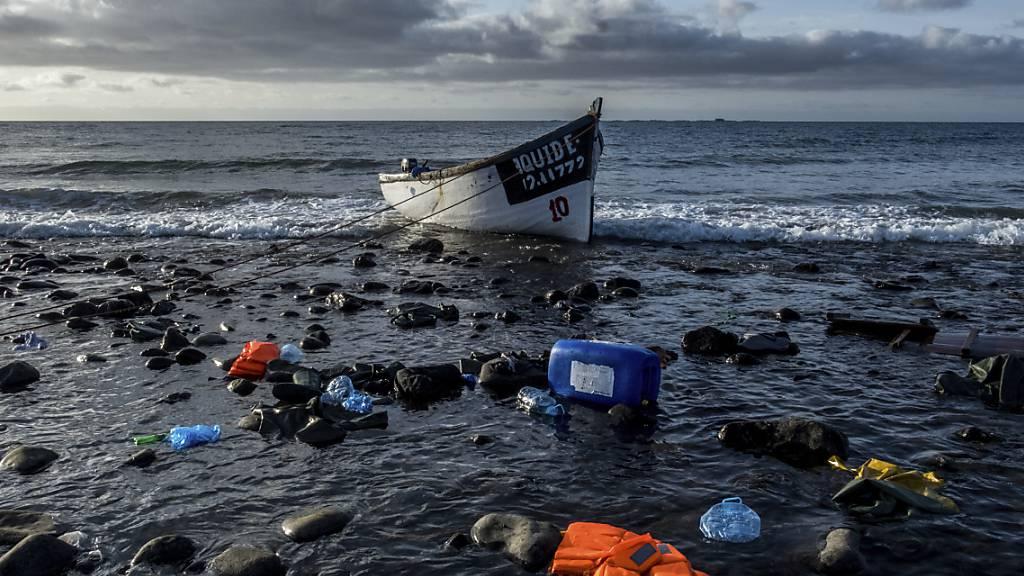 «Du kannst jederzeit sterben» – Migrationskrise auf den Kanaren