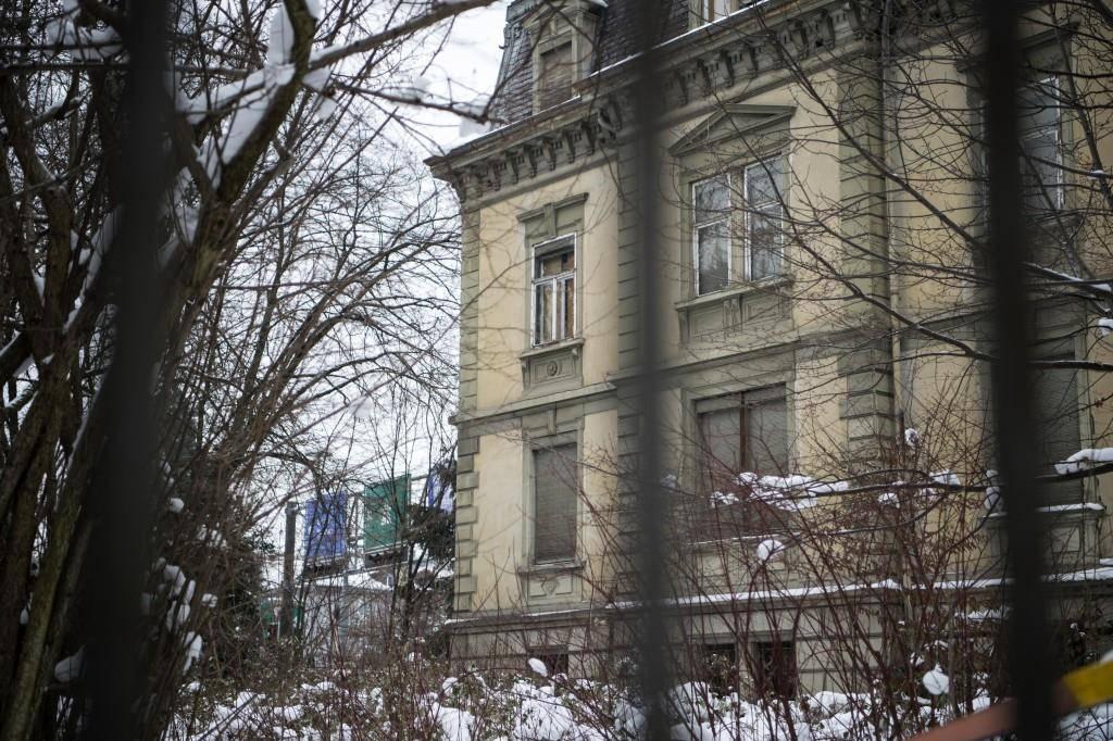 Villa Wiesental in St.Gallen (© Tagblatt)