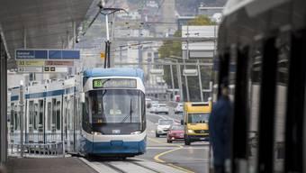Ab Sonntag fährt das 8er-Tram fahrplanmässig über die Hardbrücke.