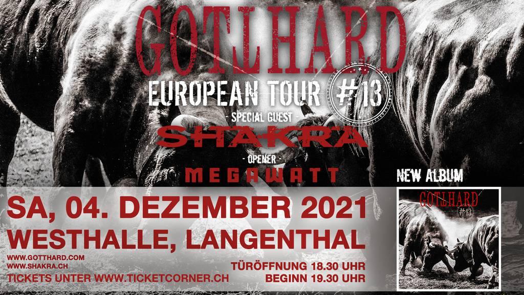 Gotthard & Shakra