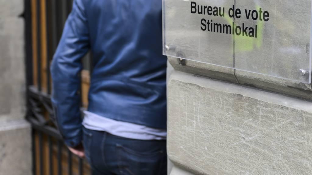 Wahlbeteiligung bei den Nationalratswahlen wieder gesunken