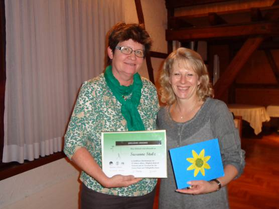 35 Jahre Susanne + Presi Doris