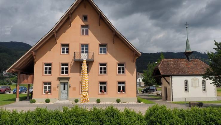 Auch in der Schälismühle in Oberbuchsiten wird im Rahmen der Kulturwocheein Anlass stattfinden. Bruno Kissling