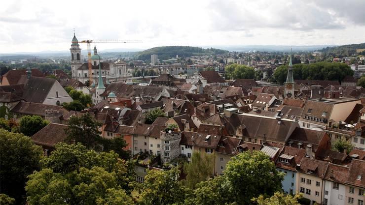 Die Solothurner Altstadt ist und bleibt ein Magnet für die Touristen.
