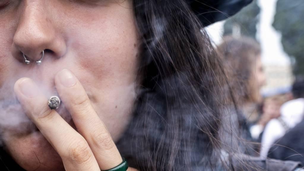 Teil-Legalisierung von Cannabis in Italien einen Schritt weiter