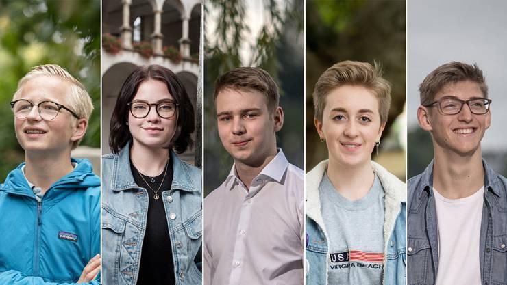 18-Jährige kandidieren in 17 Kantonen für den Nationalrat.