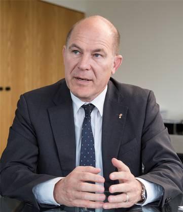 Anton Lauber hielt Reden in Schönenbuch und Reinach und sprach über die Vorteile des Baselbiets.