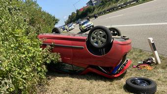Unfälle Niederrohrdorf und A3 (12.9.20)