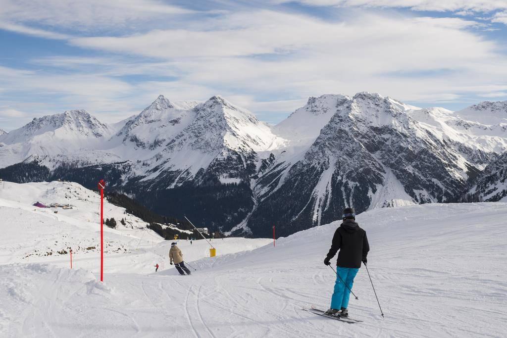 Skigebiet Arosa eröffnet in einer Woche