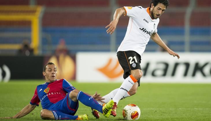 Er wirkte gegen die Spanier besonders motiviert. Allerdings schaffte er es nicht, starke Akzente im Spiel zu setzen.
