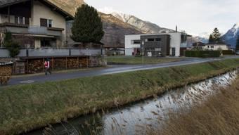 In den Grossgrundkanal im Oberwallis floss das Lonza-Quecksilber