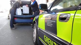 Ab 2014 hat die Grenzwachtregion Basel hoffentlich mehr Personal zur Verfügung.