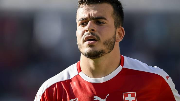 Lorenzo Gonzalez verletzt sich im Training mit dem FC St. Gallen schwer