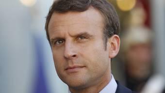 Bei der Parlamentswahl kann Präsident Emmanuel Macron die Früchte seiner allmächtigen Stellung ernten.