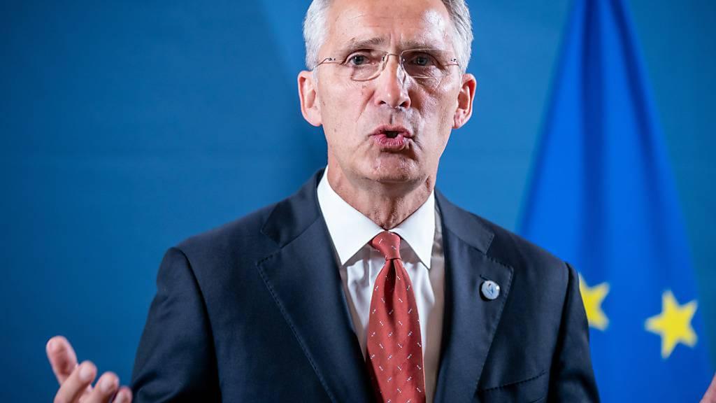 Nato-Generalsekretär spricht erstmals nach US-Wahl mit Biden
