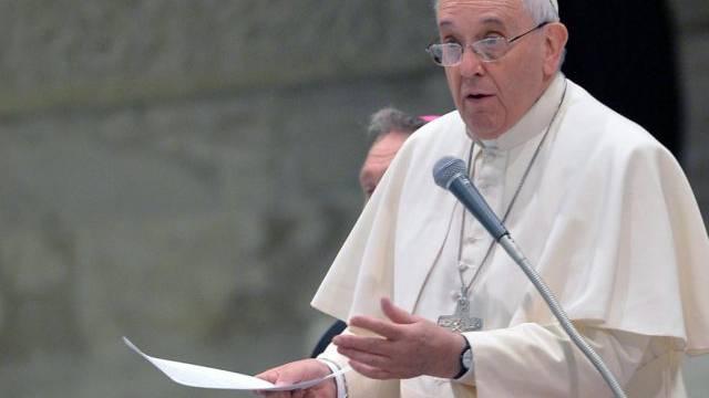 Der Papst will in Sarajevo für den Frieden beten (Archiv)