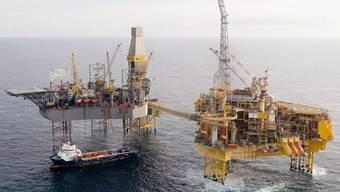 Das Gasleck in der Nordsee ist nicht der erste Unfall des französischen Ölkonzerns Total. (Archiv)