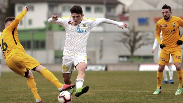 Die Black Stars bezwingen die Grasshoppers U21 mit 4:2.