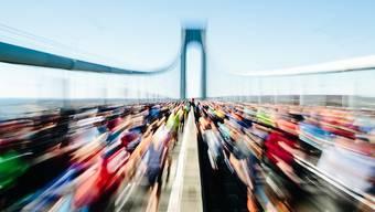 Der New York Marathon findet in diesem Jahr nicht statt