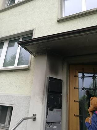 «Hätte eine Anwohnerin den Brand nur 3 Minuten später bemerkt, wäre das ganze Haus in Flammen gestanden.»