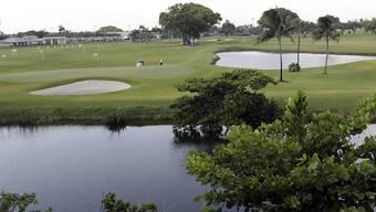 Auch auf der Challenge Tour sind die Golfplätze anforderungsreich