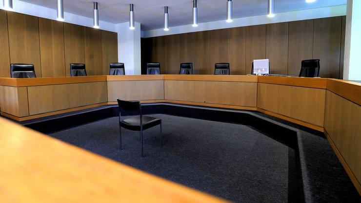 Das Aargauer Obergericht vermisste beim Angeklagten die Einsicht. (Archiv)