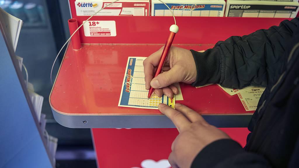 Kurz vor Ablauf: Swisslos-Millionärin meldet sich