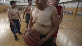 Übergewichtige Südkoreaner dürfen nicht zum Sport gezwungen werden (Symbolbild)