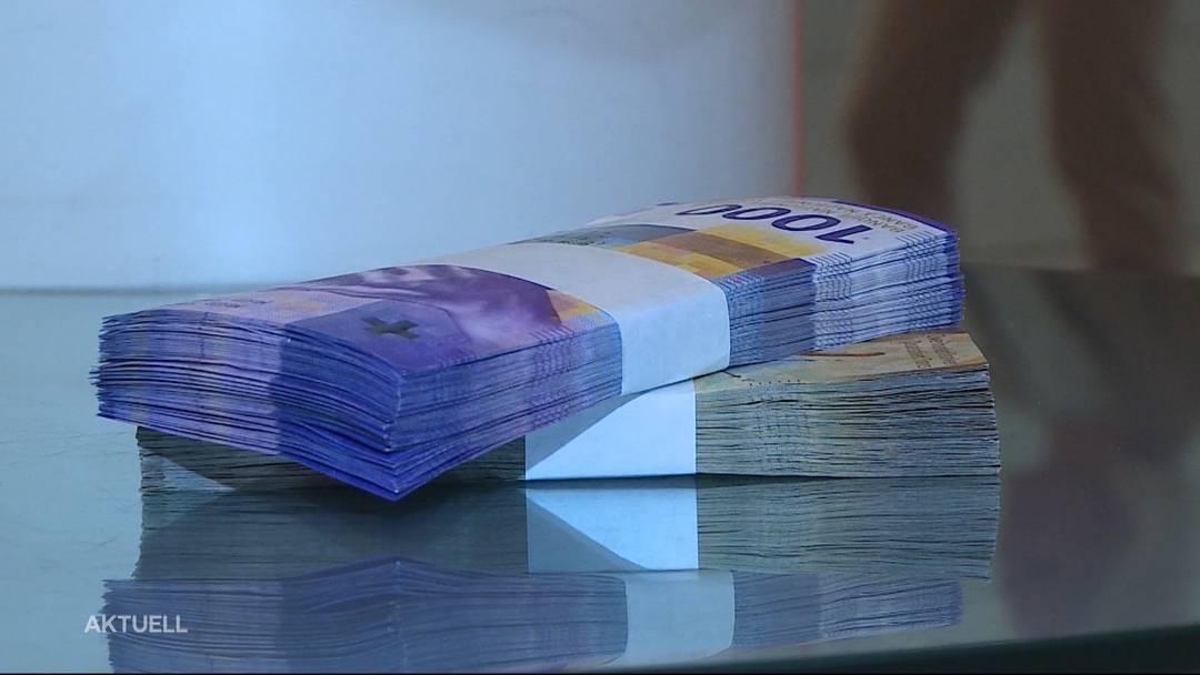 8,3 Millionen Franken mehr Lohn für Aargauer Kantonsangestellte geplant
