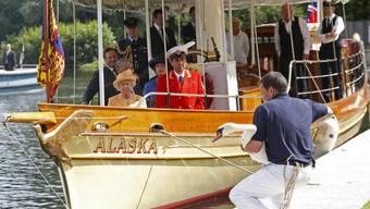 Das jährliche Ritual im Beisein von Queen Elizabeth II. (Archiv)
