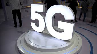Die 5G-Mobilfunkfrequenzen in der Schweiz sind vergeben.     (Symbolbild)