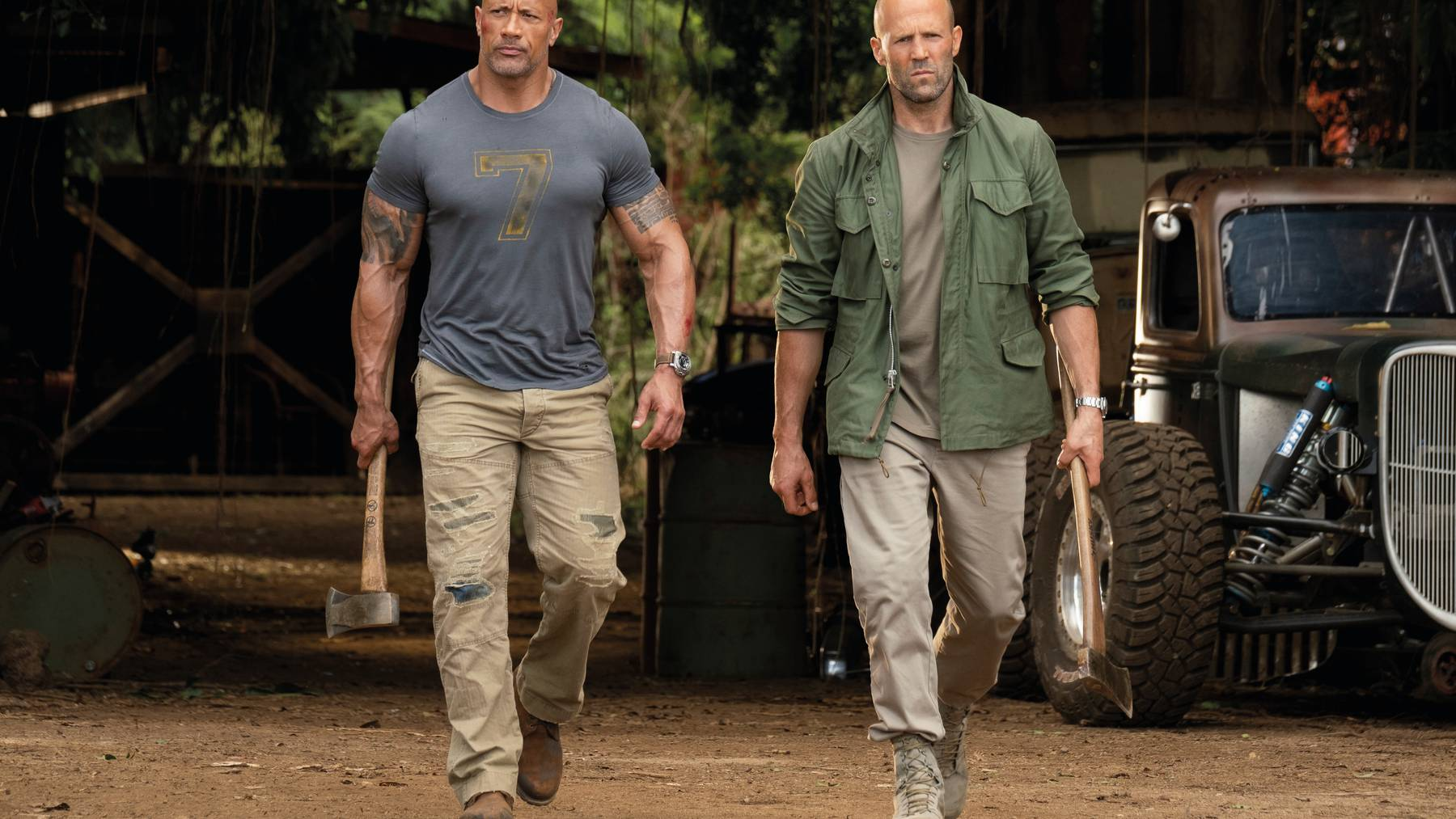 Kinotipp: Fast & Furious: Hobbs & Shaw