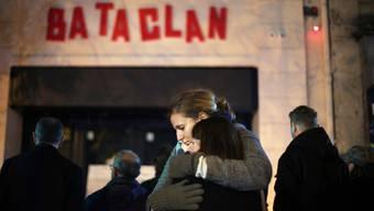 Schauplatz des schlimmsten Anschlags in der jüngeren französischen Geschichte: Das Konzertlokal Bataclan in Paris.