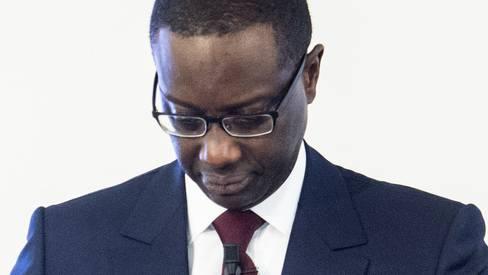 Tidjane Thiam ist angezählt, trotz Entlastung durch die Untersuchung.
