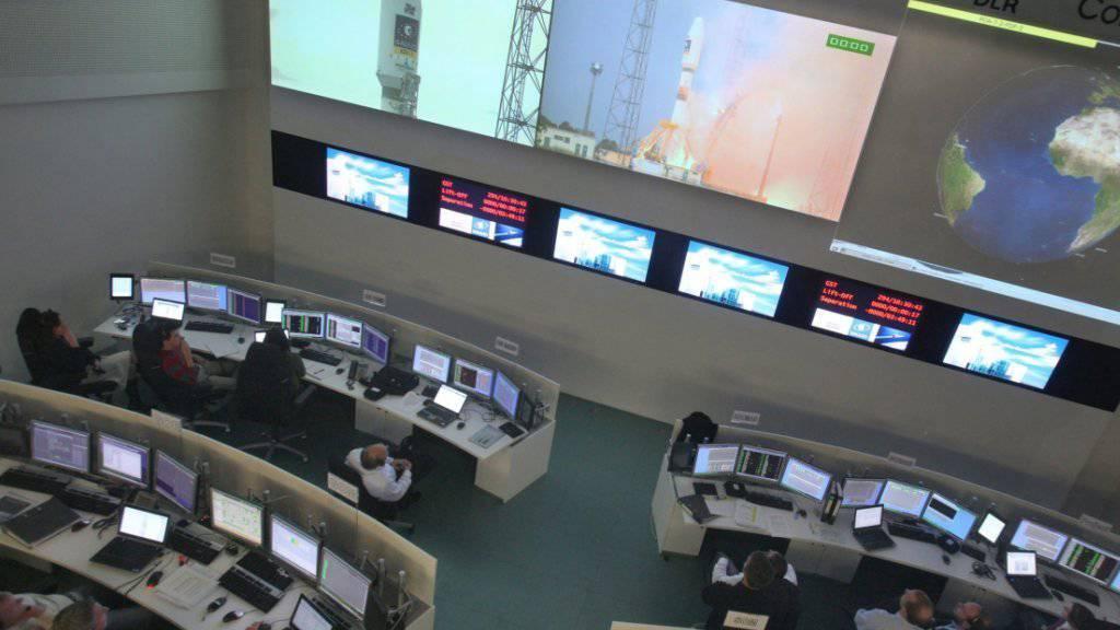 Die ersten Satelliten für das europäische Navigationssystem Galileo wurden 2011 ins All geschossen. (Archivbild)