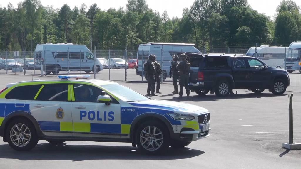 Freilassung gegen Kebab-Pizzen: Geiselnahme in schwedischer Haftanstalt