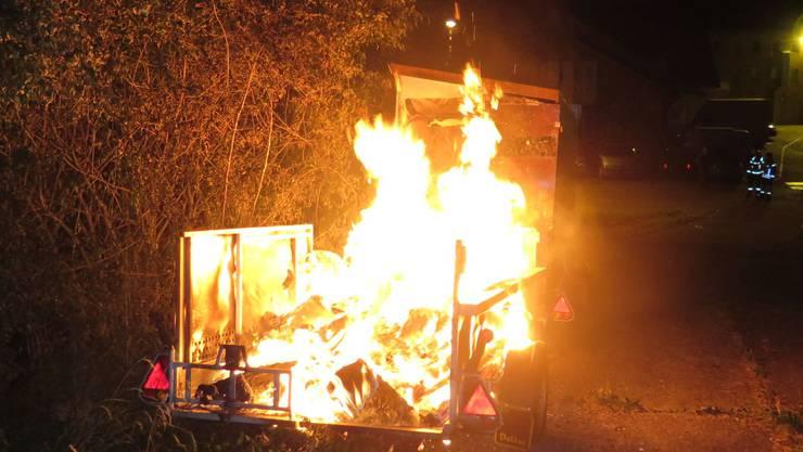 Bereits am vergangenen Wochenende musste die Feuerwehr mehrmals in Allschwil ausrücken.