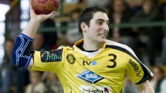 Filip Pendic rettete St. Otmar das Unentschieden.