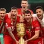 Der FC Bayern München holt das Double
