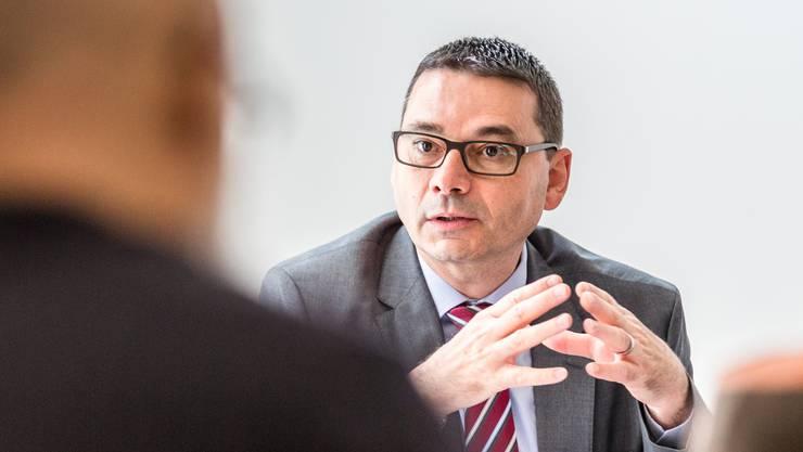 Stephan Campi kehrt ins Departement Gesundheit und Soziales zurück. (Archivbild)
