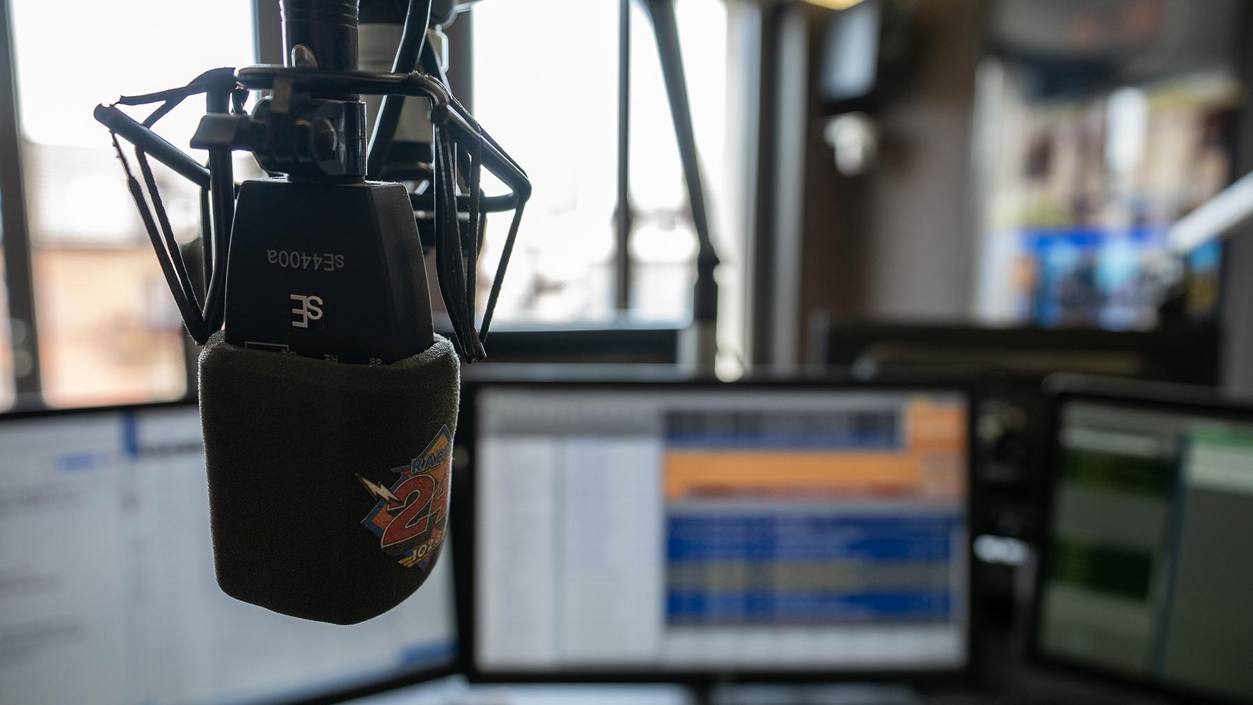 Studio Mikrofon Radio