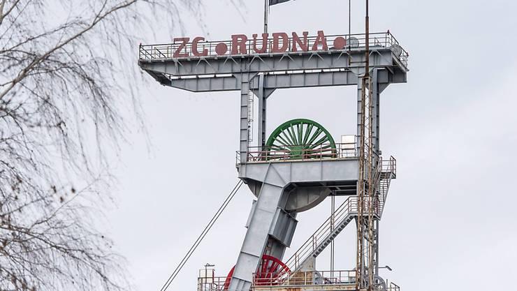 Die Kupfermine Rudna im niederschlesischen Polkowice.