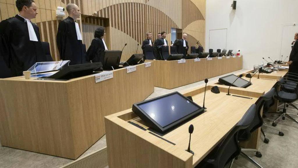 Strafprozess zum Abschuss von Flug MH17 auf Juni vertagt