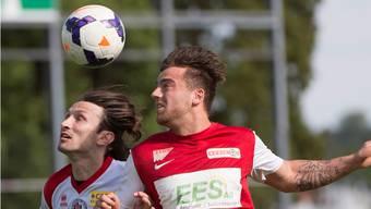 FC Solothurn gegen Wangen bei Olten