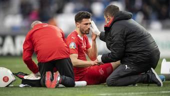 23. März 2019, Georgien-Schweiz 0:2