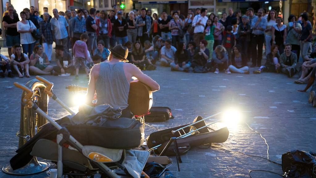 Buskers Chur - Street Music & Arts