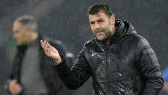 Sven Christ wurde beim FC Winterthur entlassen.
