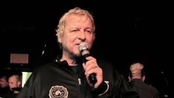 Wölli bei einem Auftritt 2008