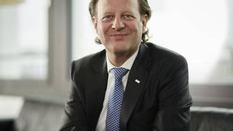 Der 53-jährige Niederländer Jos Dijsselhof ist seit Januar 2018 neuer Chef der Finanzinfrastrukturbetreiberin SIX.